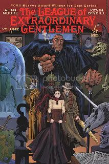 The League of Extraordinary Gentlemen - Volume 2