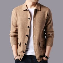 2020 Brand Sweater Men Street wear Fashion Sweater Coat