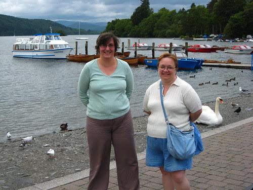 Rachel and Lauralea