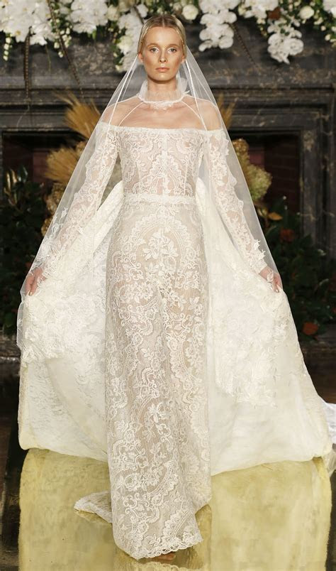The most beautiful wedding dresses from New York Bridal