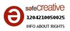 Safe Creative #1204210050025