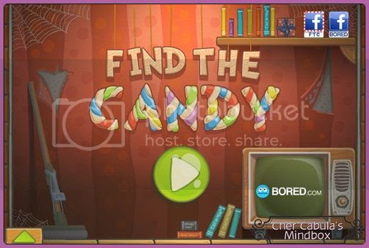 find-the-candy-game