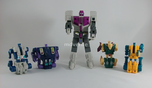 Transformers Terrorcons G1 (by mdverde)