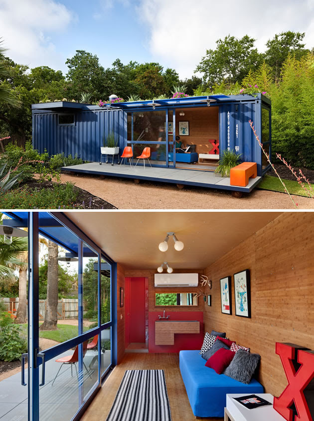 15 Shipping Containers Turned Into Designer Homes 6