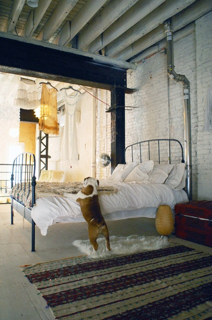 27 MODERN INDUSTRIAL BEDROOM DESIGN INSPIRATIONS ...