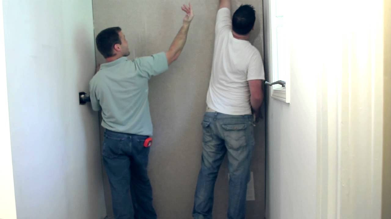 Onyx Shower Installation - Wall Panels - YouTube