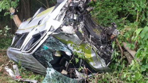 person succumbs  injuries  llandovery crash