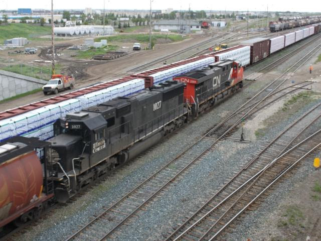 IC 1027 in Edmonton, Alberta
