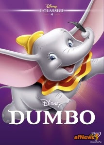 Will Smith e Dumbo con Tim Burton!