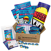 Fire Prevention Week In A Box Value Pack (2017)
