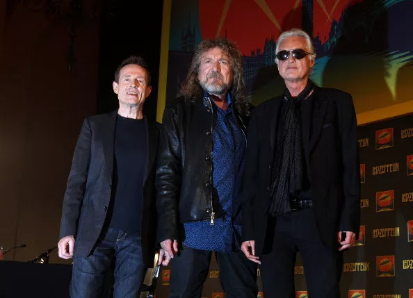 LED ZEPPELIN (Foto: Getty Images)