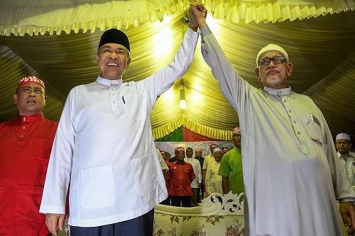 Isu ICERD: Pas - Umno akan bentuk kerajaan campuran di masa depan?