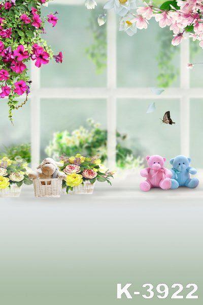 wholesale custom window scenic children photos