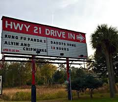 Drive-in Movie Theater «Highway 21 Drive In Movie Theater», reviews and photos, 55 Parker Dr, Beaufort, SC 29906, USA