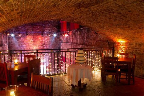 The Caves Venue Edinburgh   Edinburgh Old Town   Unusual