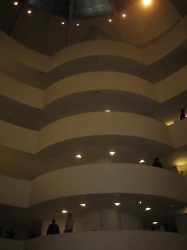 Guggenheim Museum, September 2010 _ 7273