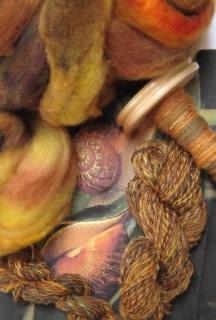 snail yarn