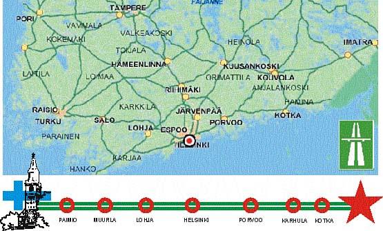 Suomen Moottoritiet