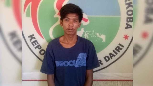 Kantongi Sabu-sabu, Mahasiswa Asal Medan Diamankan