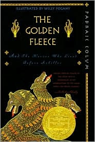Golden Fleece by Padraic Colum: Book Cover