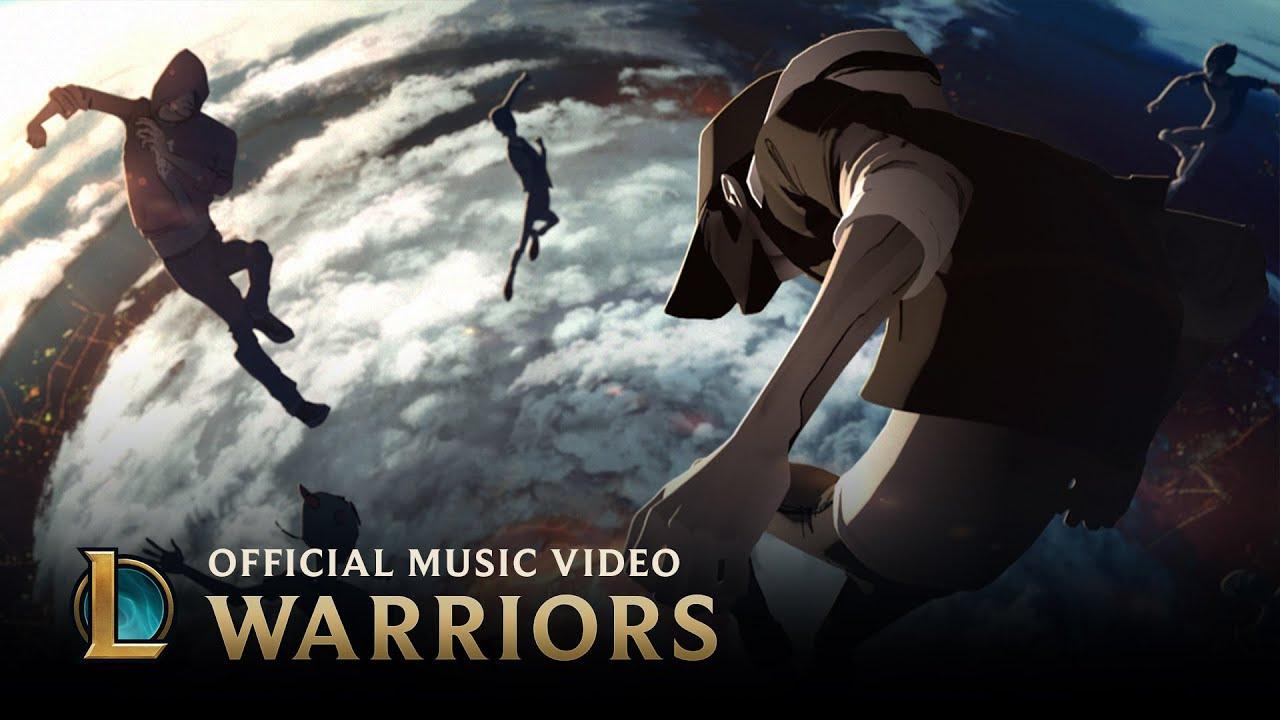 Warriors | Cinemática Temporada 2020 - League of Legends (ft. 2WEI y Edda Hayes) - Warriors