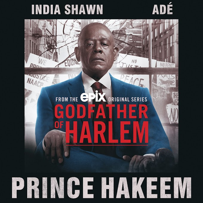Godfather of Harlem - Prince Hakeem (feat. India Shawn & ADÉ) - Single [iTunes Plus AAC M4A]
