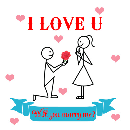 I Love U So Much My Dear Free Marry Me Ecards Greeting Cards