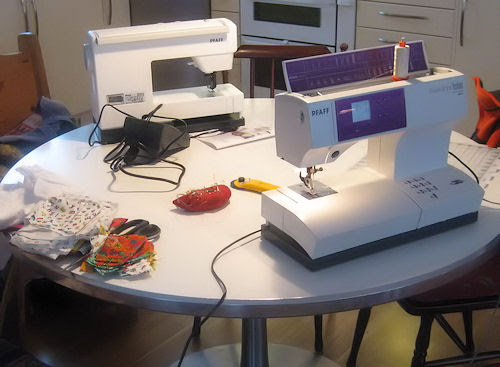 sewing :: lappesøm