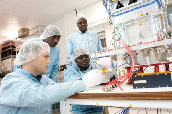 FG Set to Send a Nigerian to the Moon...Here' What the DG of NASRDA Told CNN