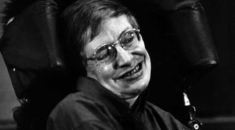 Stephen Hawking, Stephen Hawking death, Stephen Hawking books, Stephen Hawking black holes, Big Bang, Gravitational singularity , Big Bang Theory, Indian express news