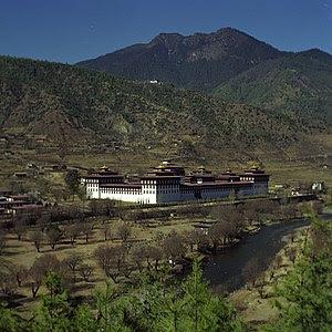 Tashichoedzong,Thimphu, Bhutan