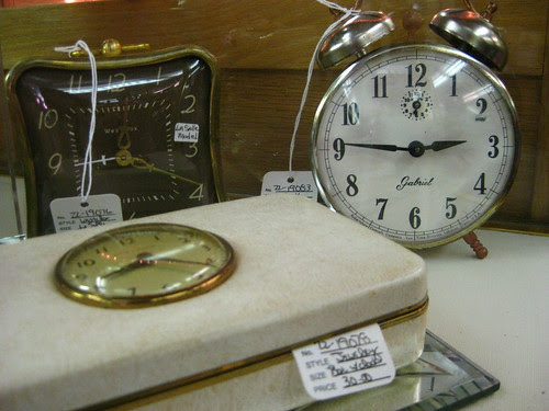 clock montage
