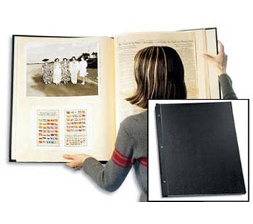The Archival Big Book Album Oversized Scrapbooks