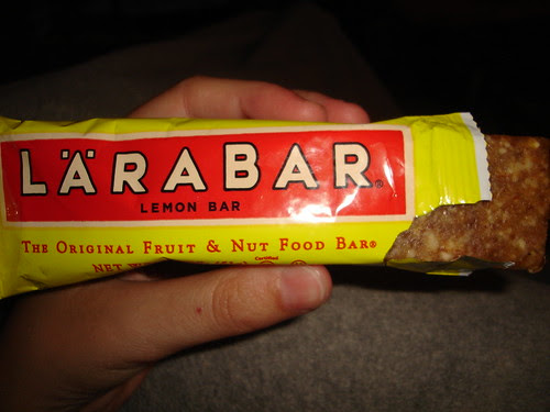 Lemon Bar Larabar
