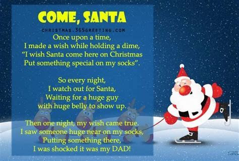 25  best ideas about Funny christmas poems on Pinterest