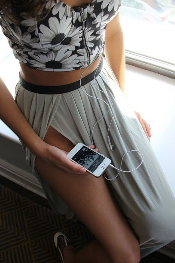 45 cute crop top outfit ideas that are absolutely chic