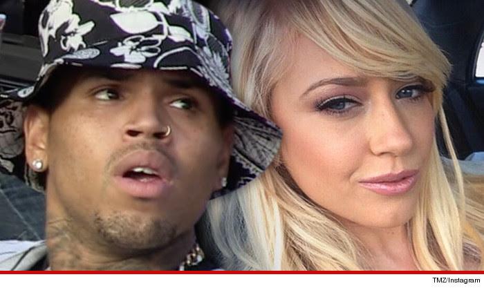 Chris Brown Porn Star