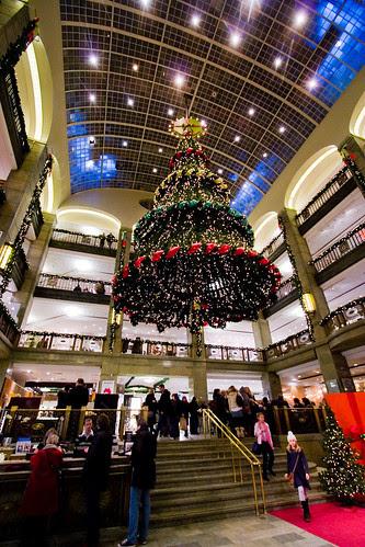 NK Christmas Tree, Stockholm