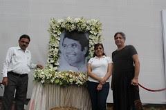 Farewell Mr Rajesh Khanna Shot By Marziya Shakir 4 Year Old by firoze shakir photographerno1