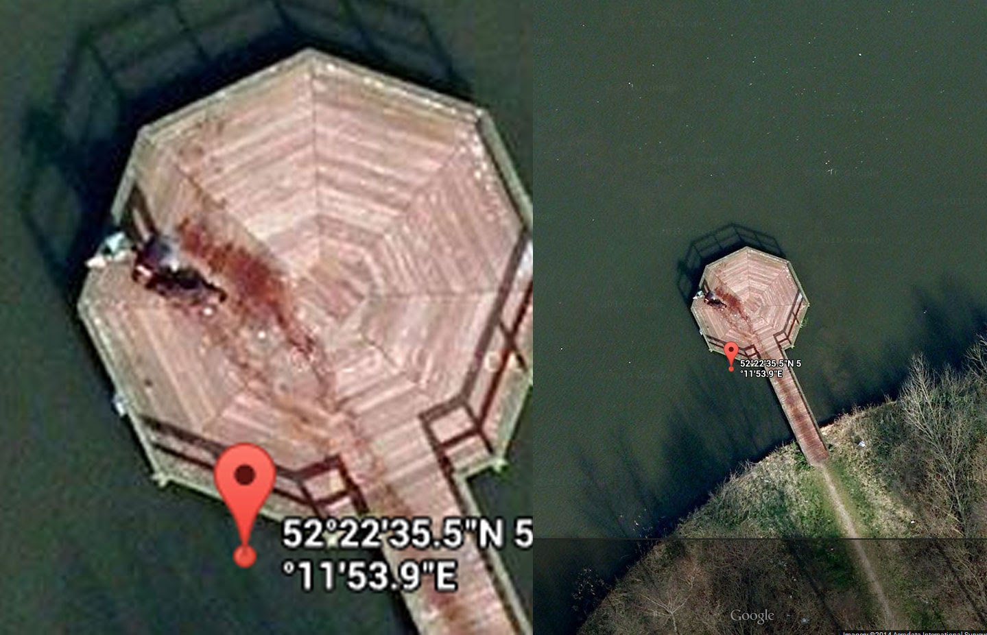 Google Maps Captures Guy Dumping Body Page 1