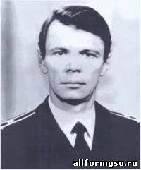 Командир атомной подводной лодки Александр Семенович Гальченко