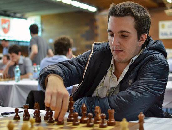 Resultado de imagen para ajedrez axel bachmann