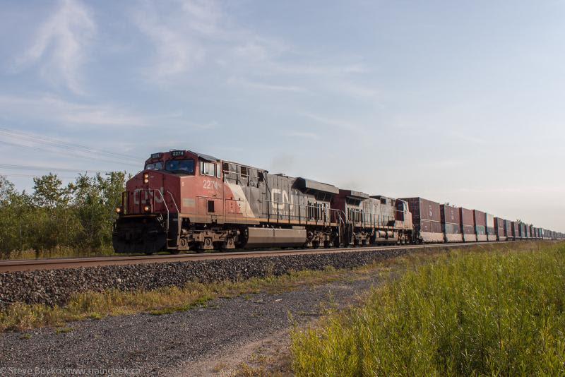 CN 2274 in Winnipeg