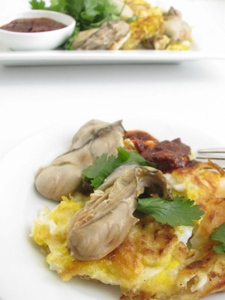 oyster omelet 1
