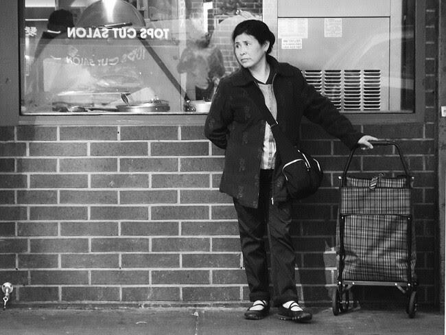 Waiting, Chinatown