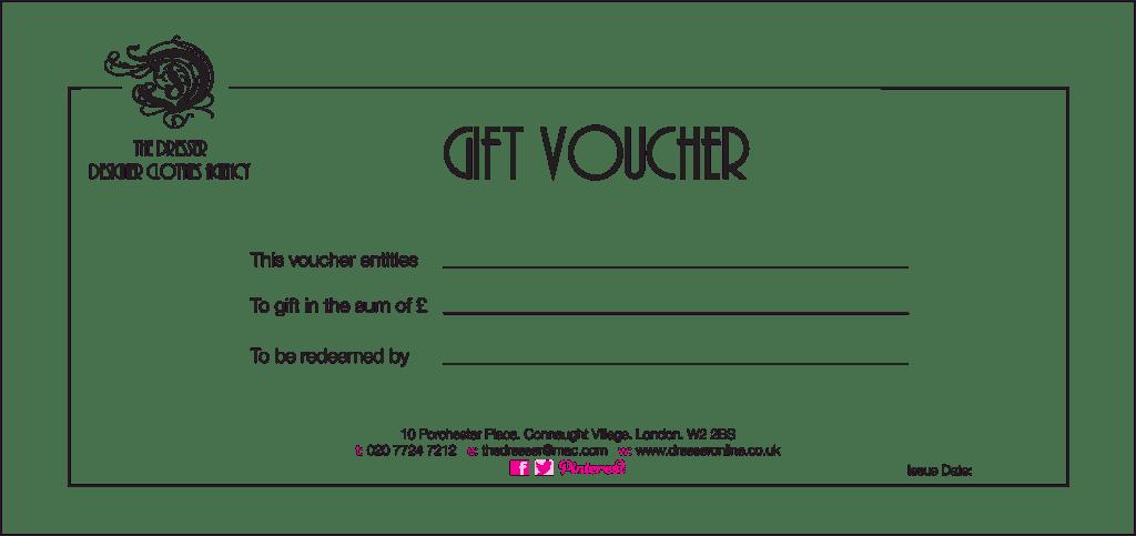 Gift Voucher sample 17