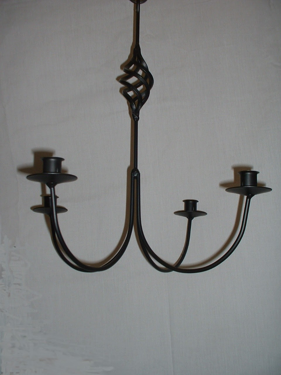 The Grand Belton 5 Arm Wrought Iron Candle Chandelier Bespoke Lighting Co Dinamic News