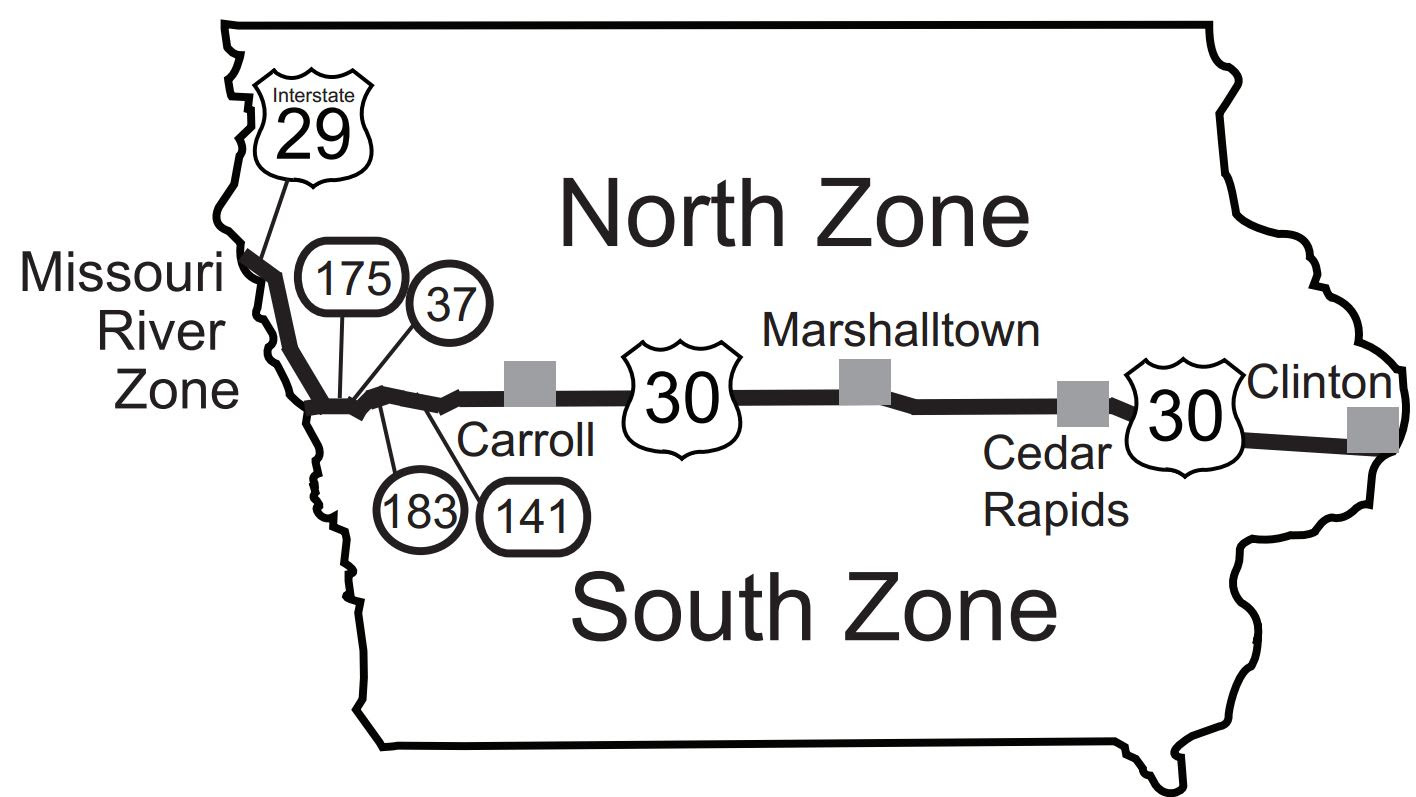 Image Result For Mn Dnr Deer Zone Map