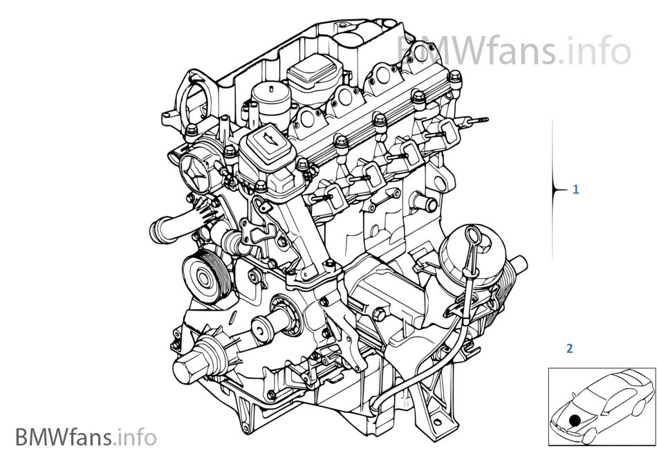 Bmw E46 320d Starter Motor