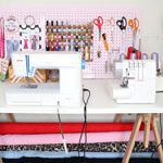 ABI'S SEWING SPACE TOUR
